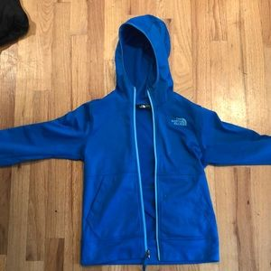 Other - Blue boys north face jacket